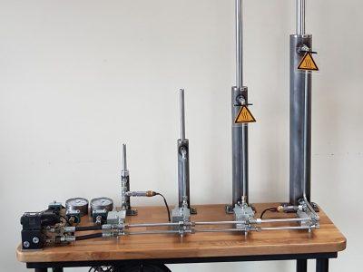 individuelle hydraulische Anlagen